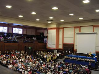 Swarthmore Lecture Lecture at the Quaker Britain Yearly Meeting