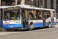 Sydney Buses (mo 3927) Phoenix 'Orana' bodied Volvo B10BLE on Loftus Street in Circular Quay.jpg