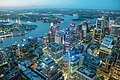 Sydney CBD from skyscraper.jpg