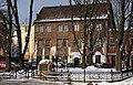 Szeroka street (square-oldest Jewish cemetery), Kazimierz, Krakow, Poland.jpg