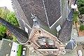 T.T RK Kerk st Laurentius Ulvenhout Toren vanuit Kraan.JPG