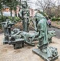 THE VICTIMS BY ANDREW O'CONNOR IN MERRION SQUARE PARK (1874 - 1941)-112777 (25447404074).jpg