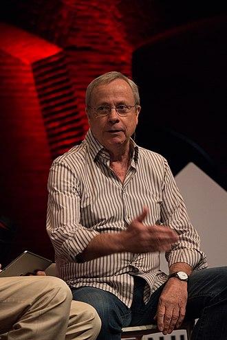 David Allen (author) - Image: TNW Con EU15 David Allen 4