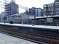 TRA DL-1102 and open railway wagons at Ruifang Station 20141016a.jpg