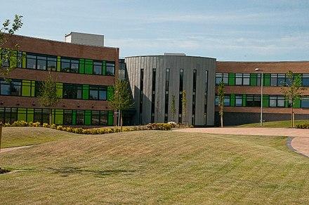 academy status located north - 440×292