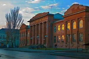 """Southern Federal University - Hall """"A"""" at Taganrog campus"""