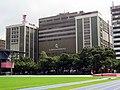 TTV Building view from Taipei Stadium 20171022.jpg