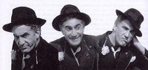 Tony Allen (comedian) - Image: Ta Image 5