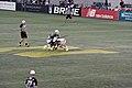 Tailgate Bayhawks Game Navy Marine Corps Memorial Stadium (29150304448).jpg
