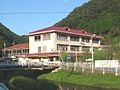 Takahashi city Shirochi elementary school.jpg
