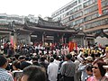Taoist ceremony at Xiao ancestral temple in Chaoyang, Shantou, Guangdong (outside) (1).jpg