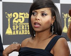 Taraji P. Henson podczas Independent Spirit Awards 2009, 5 marca 2010 r.