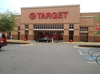 Chain store - Image: Target Hickory, NC (7300174646)