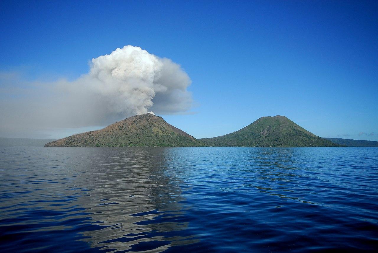 Gunung Tavurvur