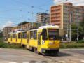 Tatra T6A2D 243, tram line 5 in Szczecin, 2018.png