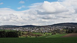 Part of Taunusstein, Germany