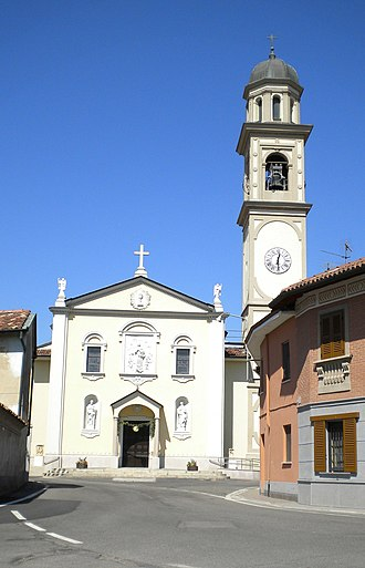 Tavazzano con Villavesco - Church