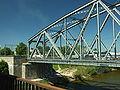 Tczew, silniční most, pohled na železniční II.JPG
