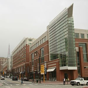 Georgia Institute of Technology - A view of Technology Square