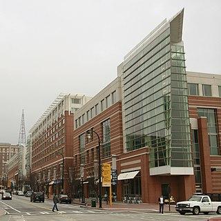 Technology Square (Atlanta) human settlement in Atlanta, Georgia, United States of America
