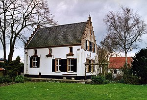 Kerkdriel - The historical building Teisterbant in Kerkdriel.