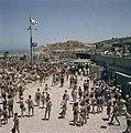 Tel Aviv De strandboulevard bij het openluchtzwembad op de sabbat, Bestanddeelnr 255-9346.jpg