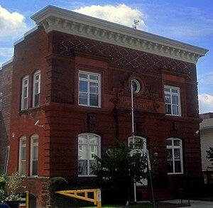 Park View, Washington, D.C. - Tenth Precinct Station House, DC