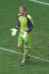 ter Stegen, nel 2011, con la maglia del Borussia Mönchengladbach