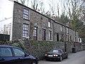 Terraced cottages, Main Rd, Gwaelod-y-garth - geograph.org.uk - 2329448.jpg