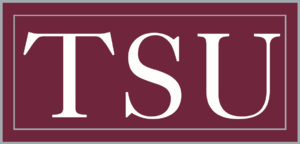 Texas Southern Lady Tigers basketball - Image: Texas Southern University box logo