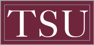Texas Southern Tigers football - Image: Texas Southern University box logo