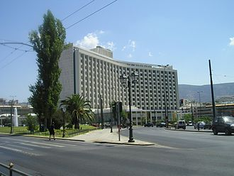 Hilton Hotels & Resorts -  Hilton Athens in Athens, Greece
