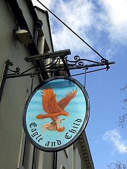 The Bird and Baby in St Giles - geograph.org.uk - 720668