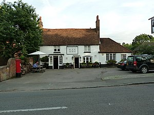 image of The Black Horse, Fulmer - geograph.org.uk - 3195152