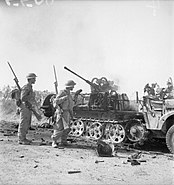 The British Army in Sicily 1943 NA5504