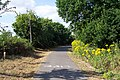 The Centurion Way cycle path near Fishbourne - geograph.org.uk - 48327.jpg