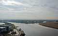 The Clyde and the Cart, Clydebank, Scotland, 30 Sept. 2011 - Flickr - PhillipC.jpg