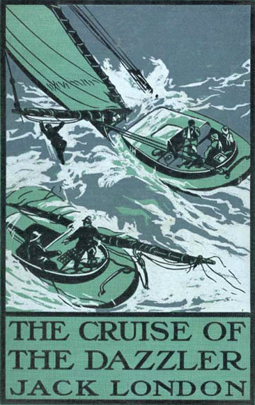 The Cruise of the Dazzler book cover
