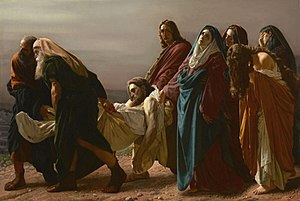 Antonio Ciseri - Image: The Entombment by Antonio Ciseri