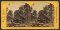 The First House, in the Yo Semite Valley, Cal, by Reilly, John James, 1839-1894.png