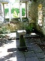 The Font, the Old Church, Eggleston Hall - geograph.org.uk - 1395892.jpg