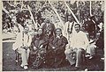 The Four Arikis of Rarotonga and one of Tahiti, 1899.jpg