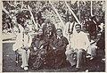 The Four Arikis of Rarotonga and one of Tahiti, 1899.jpg