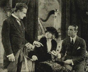 The Four Horsemen of the Apocalypse (film) - The affair between Julio (Valentino) and Marguerite (Terry) was considered scandalous by many for its time, as Marguerite was married to Etienne Laurier (St. Polis).