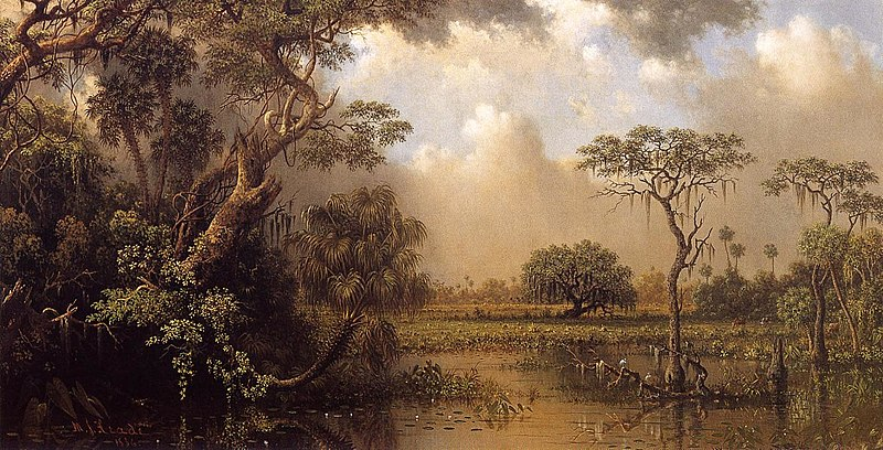 File:The Great Florida Marsh Martin Johnson Heade 1886.jpeg