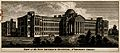 The Hospital of Bethlem (Bedlam), St. George's Fields, Lambe Wellcome V0013726.jpg