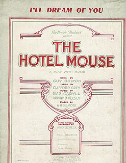 <i>The Hotel Mouse</i> (musical)