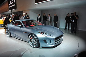 The Jaguar C-X16 at the Frankfurt Motor Show 2011.jpg