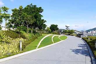Kai Tak Cruise Terminal - Kai Tak Cruise Terminal Park