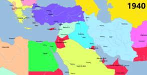 History of the Middle East - Wikipedia